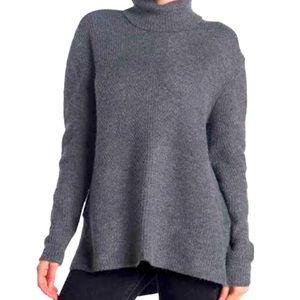 Sweet Romeo Abstract Ribbed Sweater medium NWT